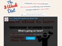 3 week diet plan to lose 20 pounds